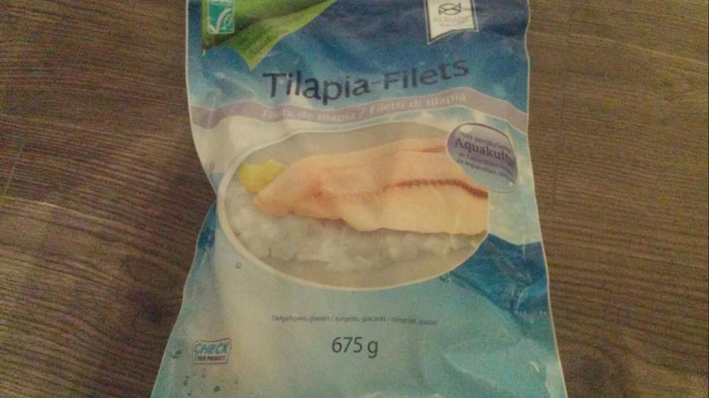 Seafood Connection BV Tilapia-filets tápérték, kalória..