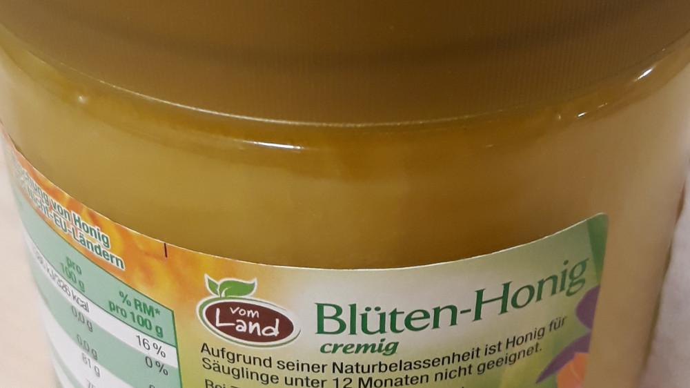 Vom Land Blüten-Honig virág méz tápérték, kalória, zsír..